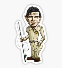 Andy Griffith - Sheriff Sticker