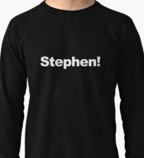 Stephen! Lightweight Sweatshirt