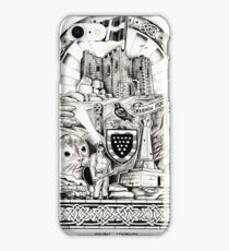 Cornwall Homage iPhone Case/Skin