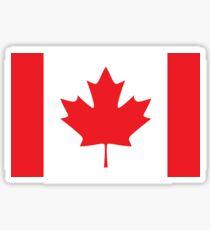 Flag Canada Sticker