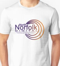 North Norfolk Digital T-Shirt