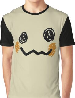 Mimikyu Face - Pokemon Graphic T-Shirt