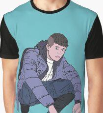 yung lean crouch, ginseng strip Graphic T-Shirt