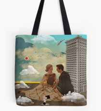 Vintage Modern Collection -- All Eyes On Me Tote Bag