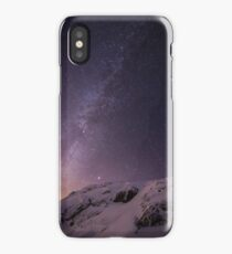 Norwegian starred sky mountain wallpaper iPhone 6 Case iPhone Case/Skin