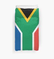 South Africa flag Duvet Cover