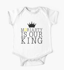 Moriarty Is Our King Kids Clothes