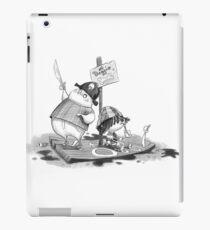 Pirate kids iPad Case/Skin