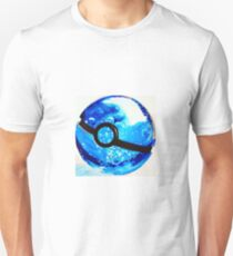 Water great Pokeball T-Shirt