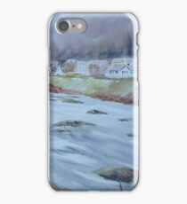 Lynmouth Winter iPhone Case/Skin