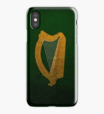 Coat of Arms Flag of the Republic of Ireland iPhone Case