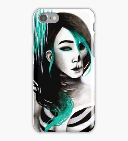 Haunting iPhone Case/Skin