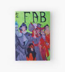 Bad but Fab Hardcover Journal