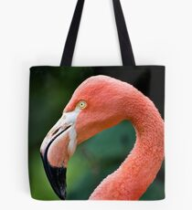 Flamingo Bird Tote Bag