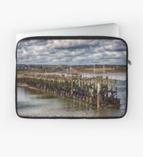 The End Of The Jetty Laptop Sleeve