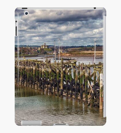 The End Of The Jetty iPad Case/Skin
