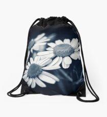 Just Daisies Drawstring Bag