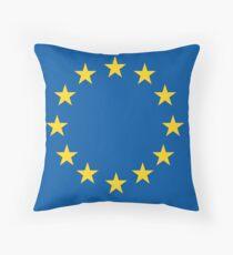 EU-Flagge Kissen