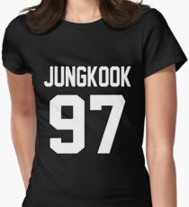 JungKook Women's Fitted T-Shirt