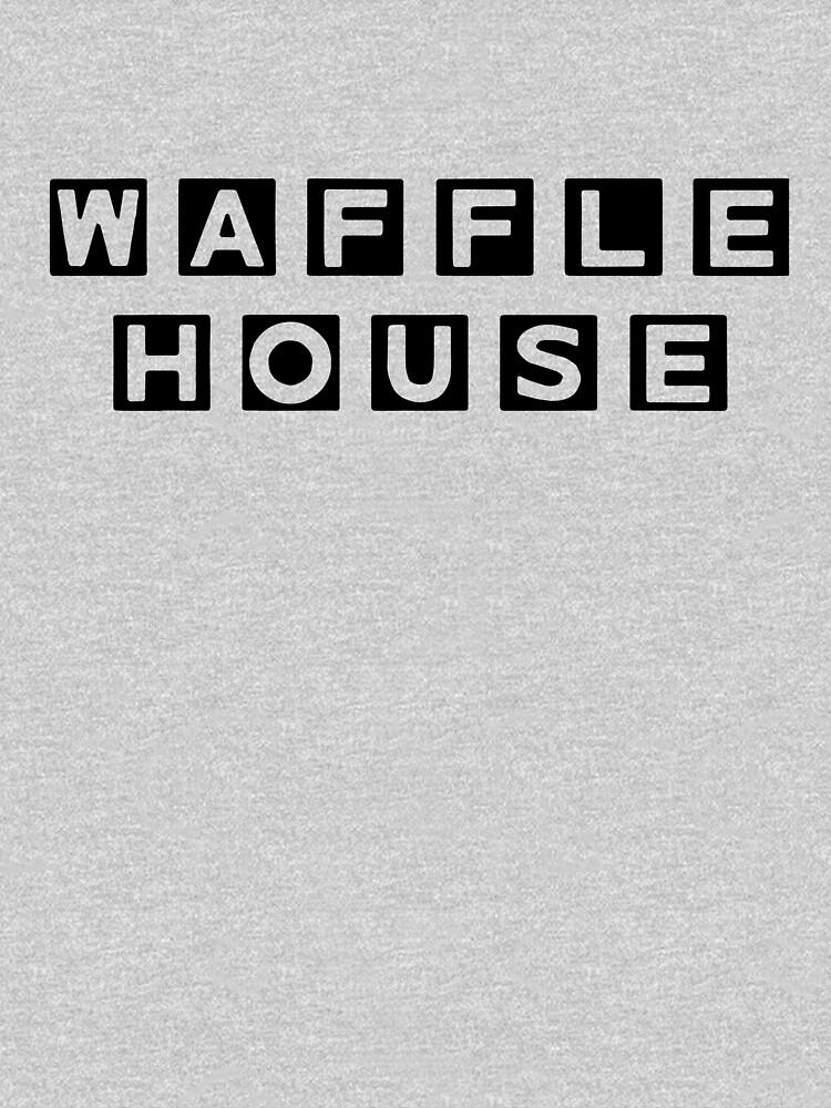 Waffle House Funny by fabian90
