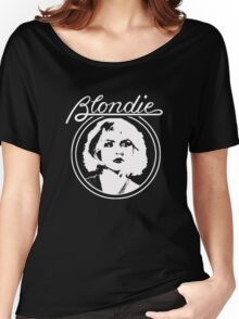 Blondie Debbie Harry Relaxed Fit T-shirt for Women