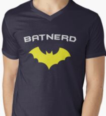 BATNERD - Super Hero Nerd Geek  T-Shirt