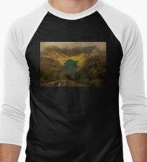 Mystical Mountains Men's Baseball ¾ T-Shirt