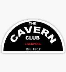 Cavern Club Sticker