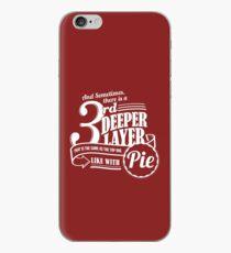 Dr. Horrible's Pie Quote iPhone Case