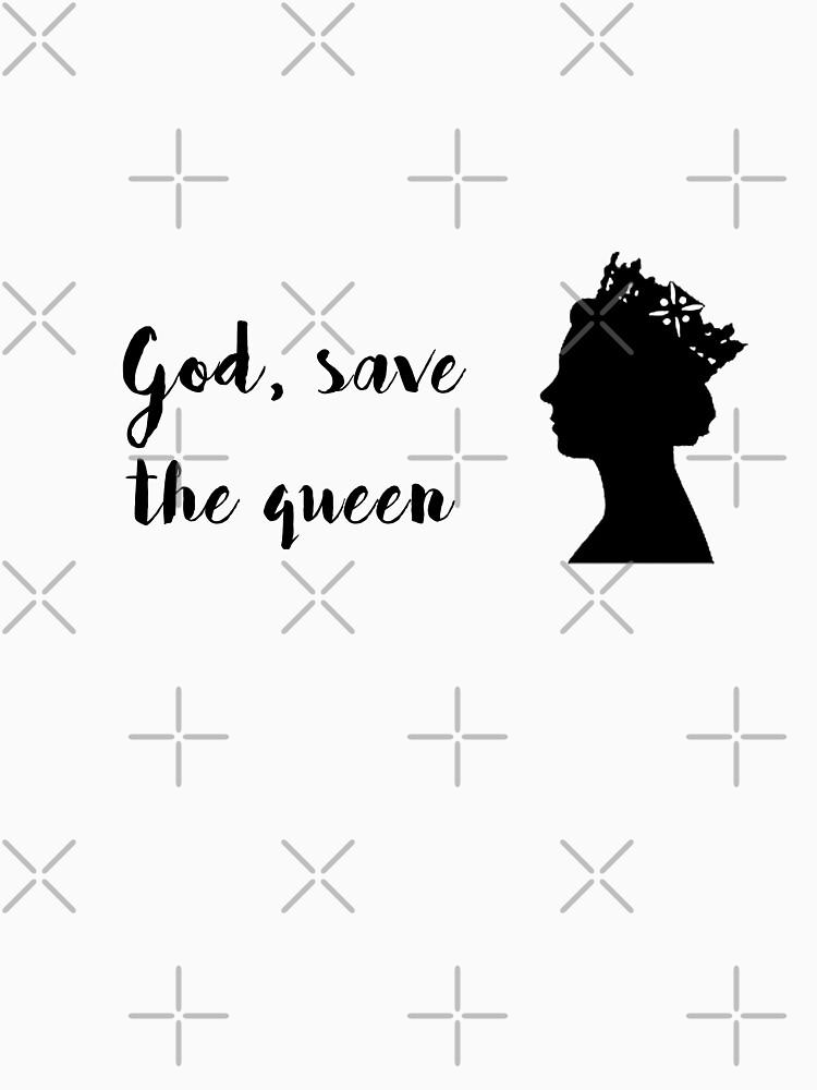 Gott schütze die Königin von jualcantara