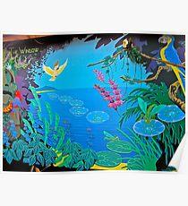 Wall Art Kauai - The Window Poster