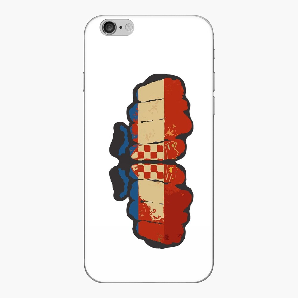 Kroatien! iPhone-Hüllen & Cover