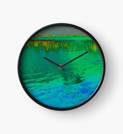 Lakeside 4 Clock