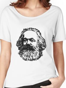 Karl Marx Women's Relaxed Fit T-Shirt