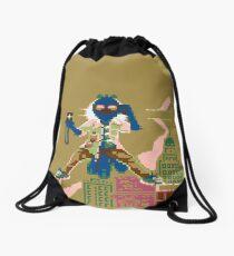 Scavenger Drawstring Bag