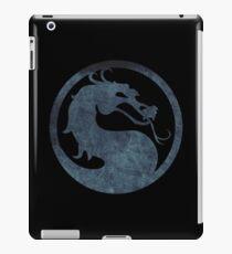 °GEEK° Mortal Kombat Logo iPad Case/Skin