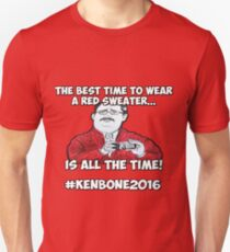 Ken Bone - Red Sweater All The Time! Unisex T-Shirt