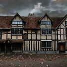 Shakespeare's Birthplace by Matt West
