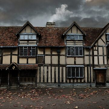 Shakespeare's Birthplace by mattwest