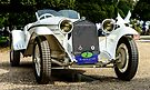 A beautiful 1931 Alfa Romeo 6C 1750 Touring 'Flying Star'  by MarcW