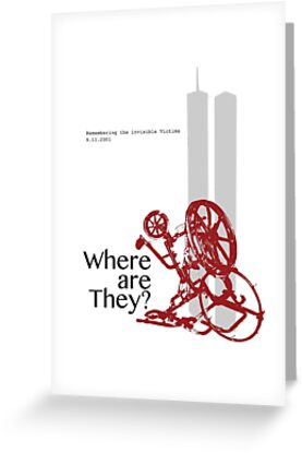 9/11 Where are they? by Jaime Cornejo