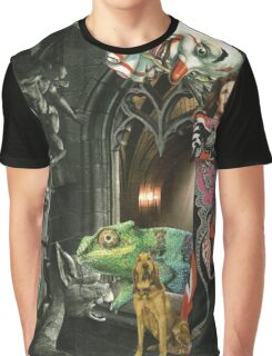 SPOOKY Graphic T-Shirt