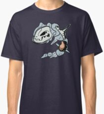 Steelix Anatomy Classic T-Shirt