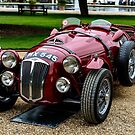 A beautiful 1949 Frazer Nash High Speed Competition Model  by MarcW