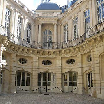 Paris building... by fladelita