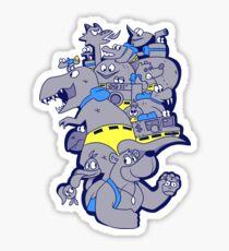 Mumbo's Magic Sticker