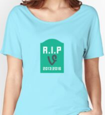 RIP Vine Women's Relaxed Fit T-Shirt
