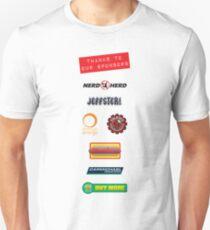 Chuck TV Show Shirt T-Shirt