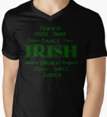 Irish Dance Forever! Men's V-Neck T-Shirt