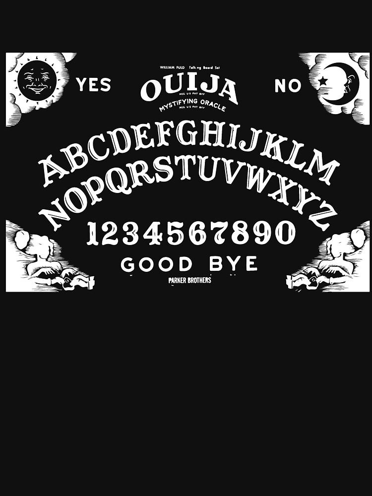 Ouija-White by drgz